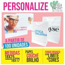 sacolas personalizadas - villa belle c81559e42d