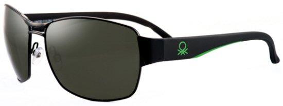 Para pais que seguem um estilo elegante e casual, ao mesmo tempo, os novos  óculos de sol masculinos da United Colors of Benetton (ref. b3998238b5