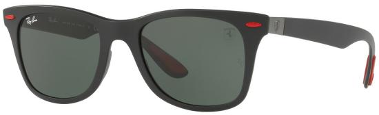 7436c9bdd ... com qualidade superior, lentes de sol lisas de cristal, nas cores G-15,  gradiente azul e espelho prata, com o logo da Ferrari gravada na lente  esquerda.