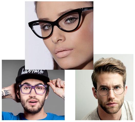 912e2bc84 ... deles vai de acordo com o formato do rosto do cliente, por isso, fique  atento aos modelos certos para cada pessoa no nosso post