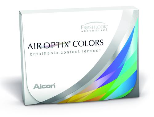 6040860b4 A Alcon também leva para a feira as lentes de contato coloridas Air Optix  Colors, que são desenvolvidas em silicone hidrogel e contam com a  tecnologia ...