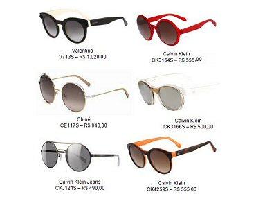 249d6410c Trend alert: óculos de armação redonda para o verão 2016
