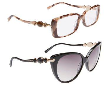 f2051848e8ed9 Preciosidade nos óculos de Ana Hickmann Eyewear