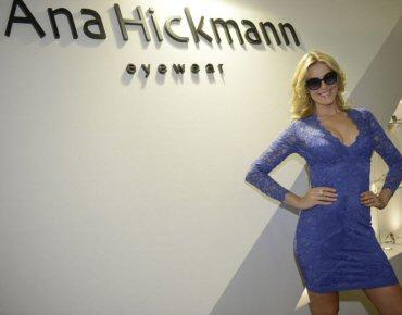 Ana Hickmann participa da Silmo em Paris a623fde4fe