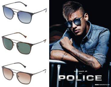 3fe9d3379 POLICE apresenta sua nova campanha eyewear com o seu embaixador ...