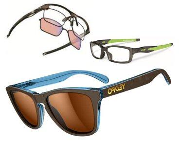 Oakley apresenta novidades para o verão 7ea9ec9fcc