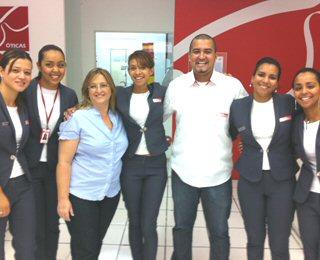 Crédito da Foto  Nova Ótica Diniz Campinas. Foi inaugurada na cidade de  Campinas SP ... 9681713eb3