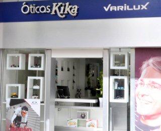 Óticas Kika Premium inaugura mais uma unidade 10c21e6d4d