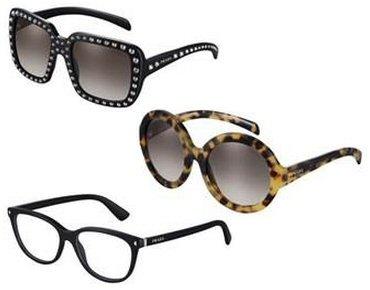 271fde1cfba97 Prada apresenta nova coleção de óculos femininos