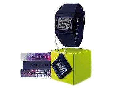 3cdd9fbbcd5 Mariner lança relógio com acessório multiuso