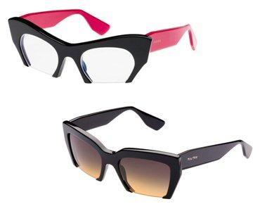 Miu Miu lança linha de óculos diferentes a3010b563c