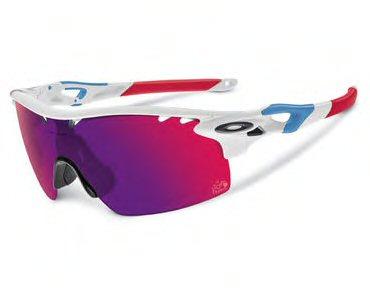a43550c23e Oakley lança coleção de óculos para Tour de France