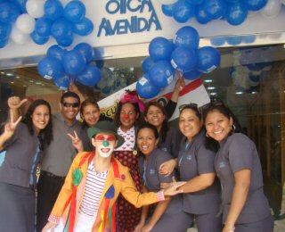 c7a35a7cb015b Reinauguração da Ótica Avenida em Manaus no Bairro Lírio do Vale I.