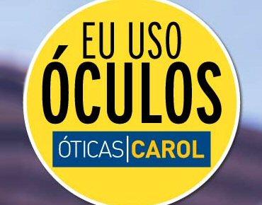 fc8ff298f Óticas Carol: Campanha Eu Uso Óculos para o Carnaval