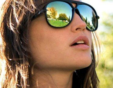 e96d3bbbb De olho na ecologia. Seja de óculos ou de lentes