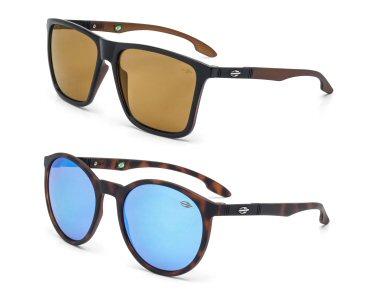 5cca6d767b056 Mormaii lança óculos solares da coleção Slim