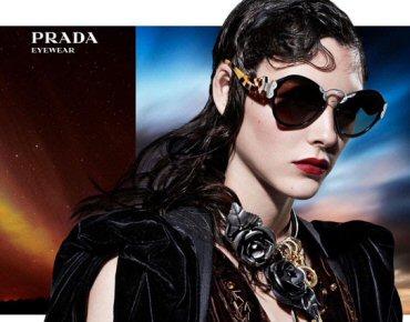 68b7768c0e255 Coleção feminina Prada Eyewear