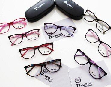 Novidades Draffini Óculos Com um controle de qualidade rigoroso, garantimos  um índice de satisfação de nossos 11e044a945