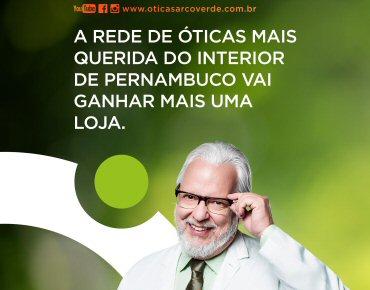 963f4a3363626 De olho em mais uma unidade das Óticas Arcoverde em Caruaru - PE A rede de  ópticas mais querida do interior de Pernambuco vai ganhar mais uma loja.