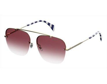 Tommy Hilfiger apresenta a edição especial de óculos de sol da coleção  colaborativa TommyXGigi 32d097b30a