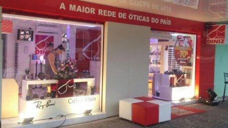 4f1512d704320 Óticas Diniz ampliam atuação em Goiás