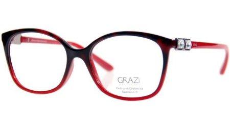 Grazi Massafera apresenta os novos modelos de sua marca de óculos de sol e  grau Grazi Eyewear A coleção é dividida em três estilos que trazem modelos  ... a207bed1d4