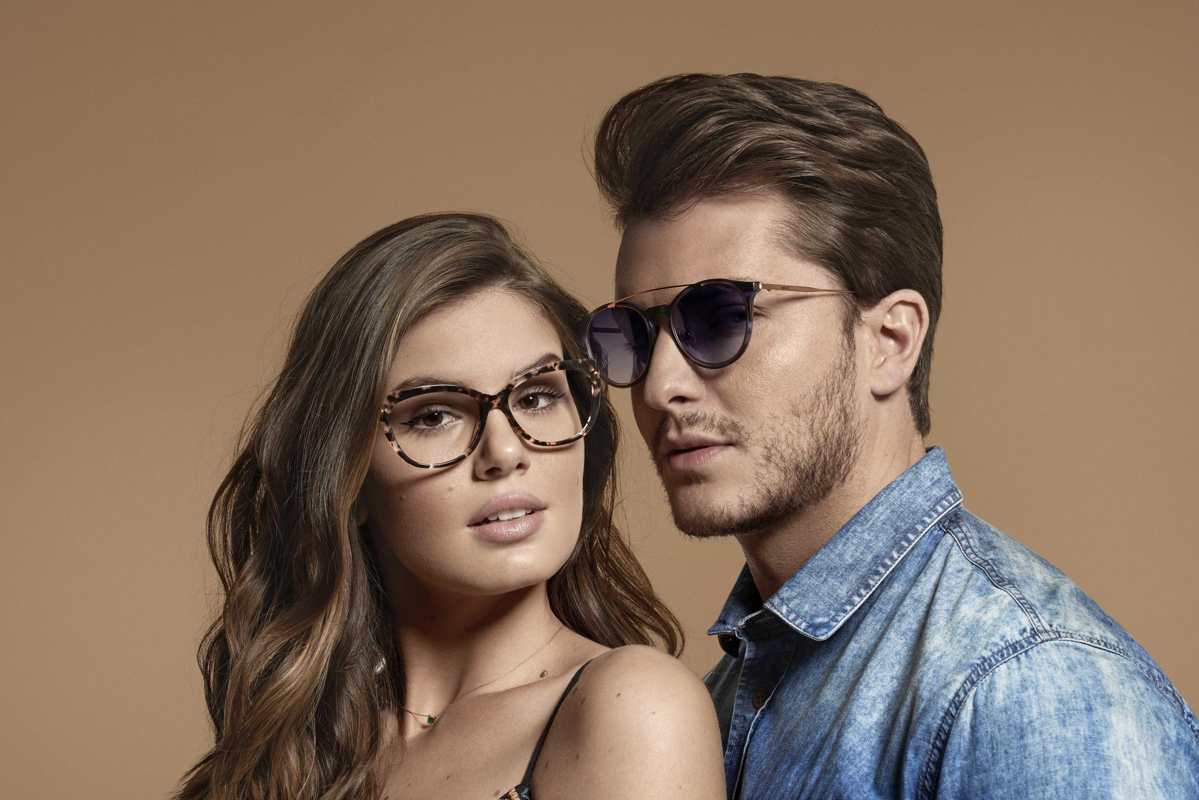 e97ab9b07 Camila Queiroz e Klebber Toledo são as novas caras da Colcci Eyewear