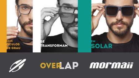Mormaii lança primeiro óculos de sobreposição do Brasil A lovebrand 100%  brasileira Mormaii, marca de surfistas de alma que valoriza o lifestyle b382c7d86d
