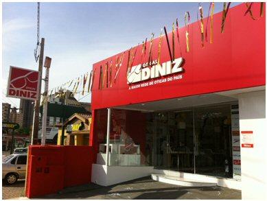 Anchieta, abaixo do largo do Rosário, tel. 3367-8397 e o projeto prevê mais  10 lojas para a cidade nos próximos meses. O sucesso das Óticas Diniz ... b520b4416b