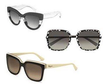 5ee6173e256b3 Tendências de óculos preto e branco na Óticas Carol