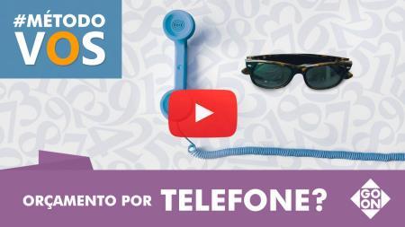 Fazer ou não orçamento pelo telefone na sua óptica  51f02e04ce